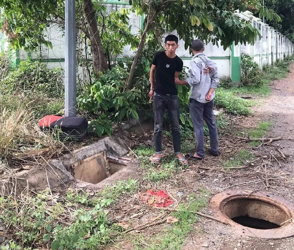 Trộm hàng chục nắp cống thoát nước ở Bà Rịa- Vũng Tàu