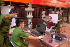 Hà Nội tạm dừng cấp căn cước công dân gắn chíp tại 3 huyện