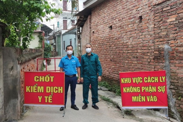 Bắc Giang thêm 20 ca dương tính nCoV, xuất hiện ổ dịch mới