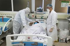 14 bệnh nhân Covid-19 tiên lượng rất nặng, 1 ca nguy cơ tử vong