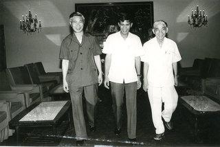 Nhà ngoại giao Nguyễn Cơ Thạch - vị Bộ trưởng 'phá vây'
