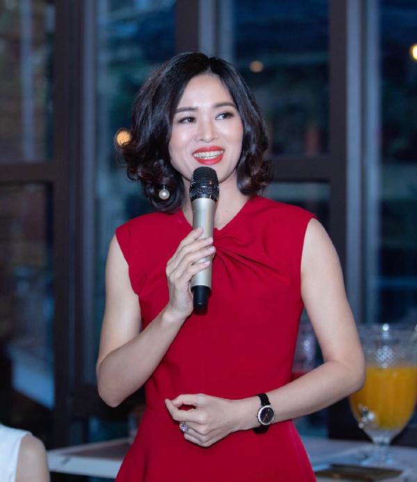 Nữ CEO hết lòng hỗ trợ doanh nghiệp phát triển