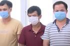 Bắt nhóm người đánh bạc giữa mùa dịch ở Bắc Ninh