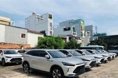 Lượng ô tô Trung Quốc bán vào Việt Nam tăng 480%