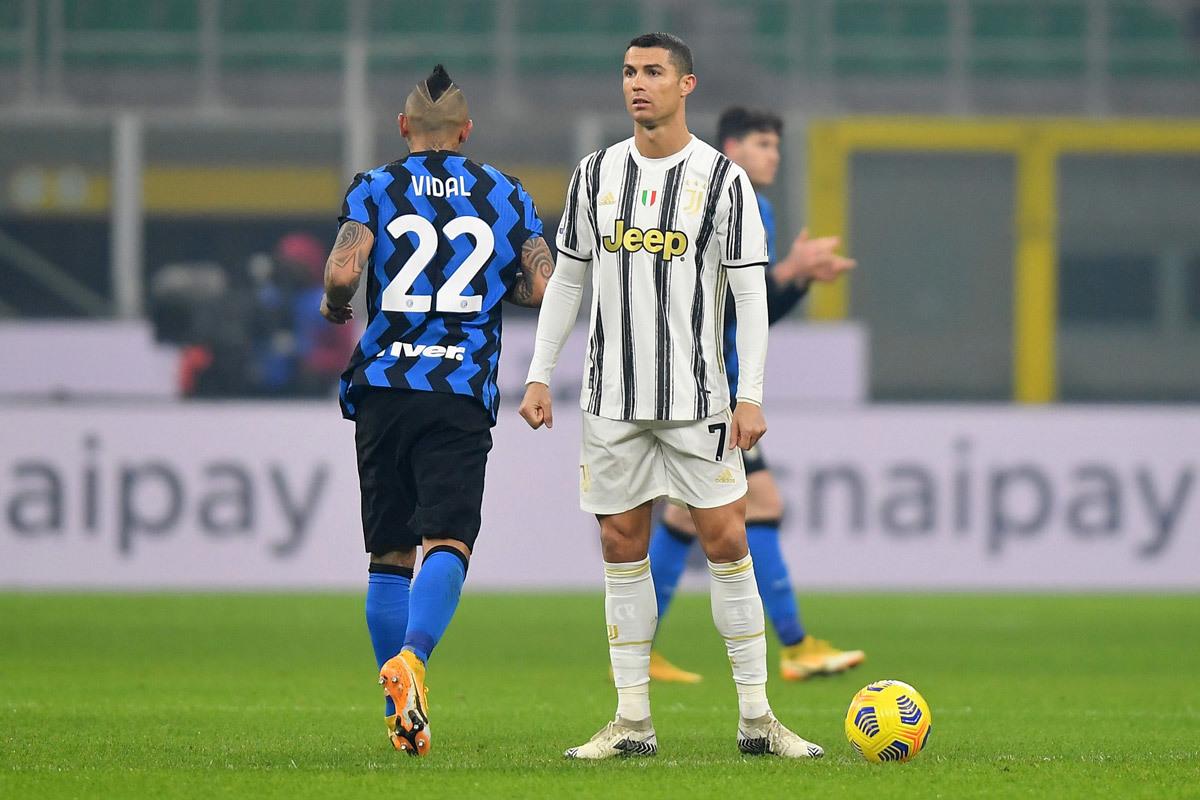 Ronaldo, Juventus và sự lựa chọn sai lầm