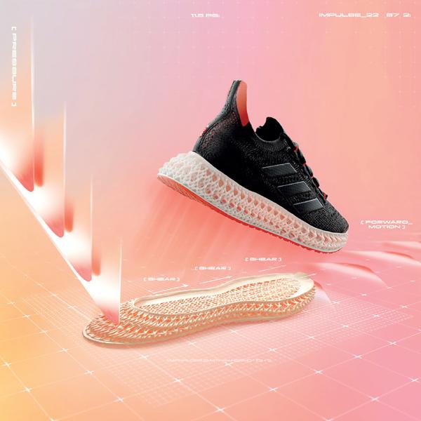 'Tuyệt phẩm' 4DFWD - bước tiến đột phá trong công nghệ 4D của adidas
