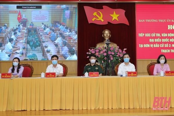 Thanh Hóa: Kích hoạt hệ thống truyền hình trực tuyến phục vụ công tác tiếp xúc cử tri, vận động bầu cử