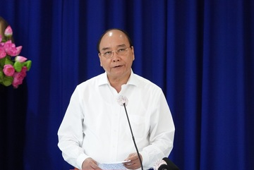 Lời hứa của Chủ tịch nước Nguyễn Xuân Phúc với cử tri Hóc Môn