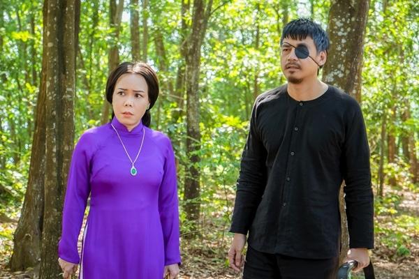 Việt Hương tái xuất phim truyền hình vai bà hội đồng nhẫn tâm