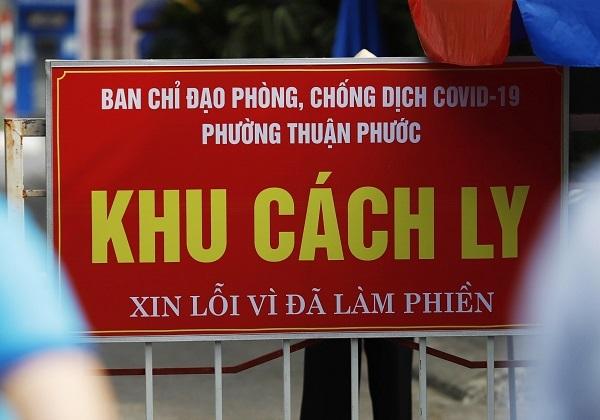Thêm 8 ca dương tính nCoV ở Đà Nẵng, một người chưa rõ nguồn lây