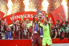 Hạ gục Chelsea, Leicester đăng quang FA Cup