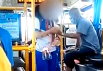 Clip nữ sinh bị người đàn ông sàm sỡ trên xe buýt nóng nhất mạng xã hội