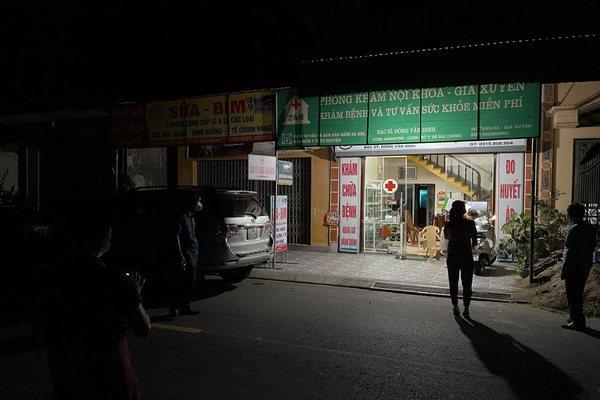 Không khai báo bệnh nhân ho sốt, 1 bác sỹ ở Hải Dương bị phạt nặng