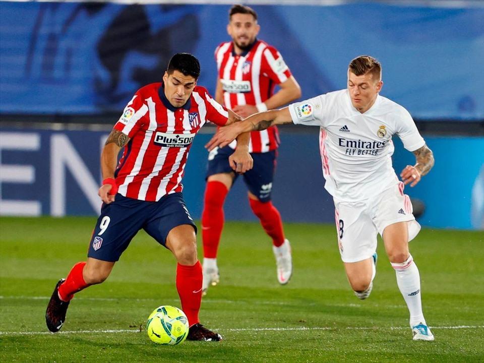 Trực tiếp vòng 37 La Liga: Real tranh ngôi đầu với Atletico
