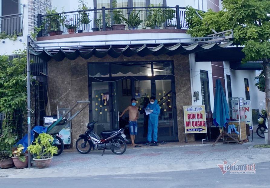Chủ quán bún dương tính nCoV, Đà Nẵng thông báo khẩn tìm khách từng đến ăn