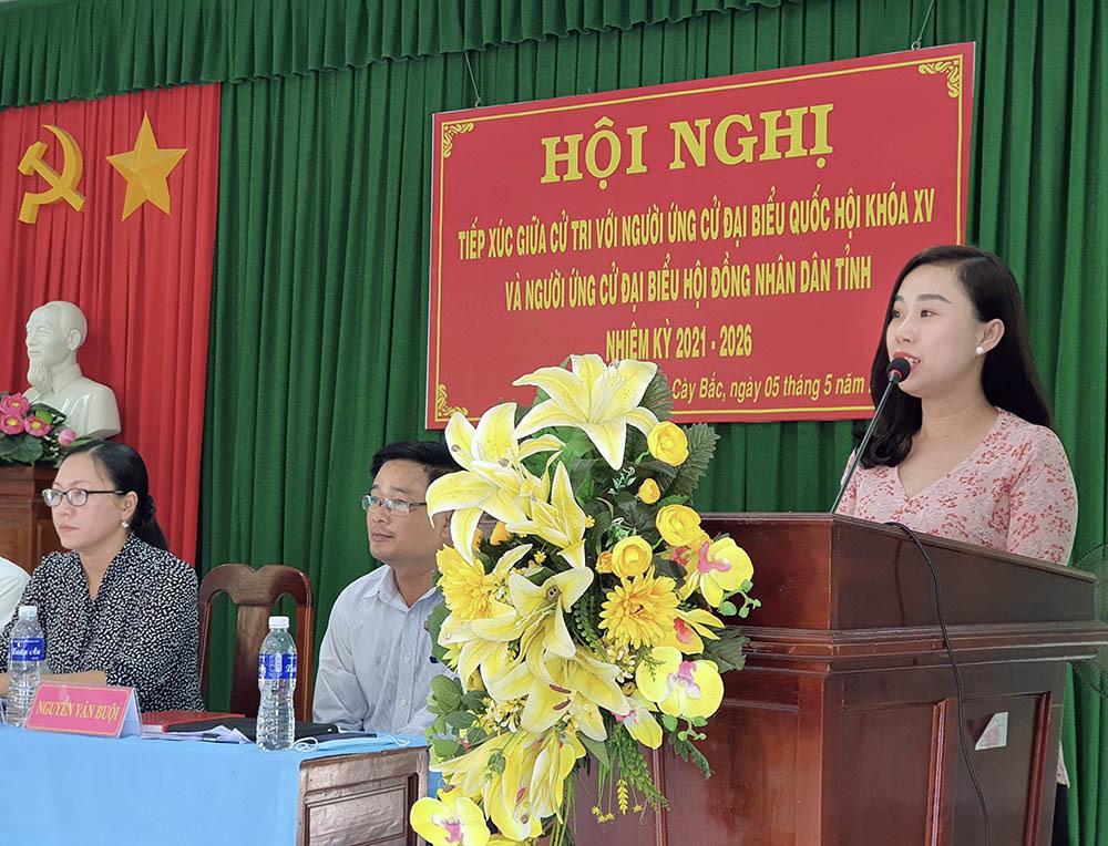 Nữ doanh nhânBến Trekhaokhát đưatrái cây'made in Vietnam'ra thế giới
