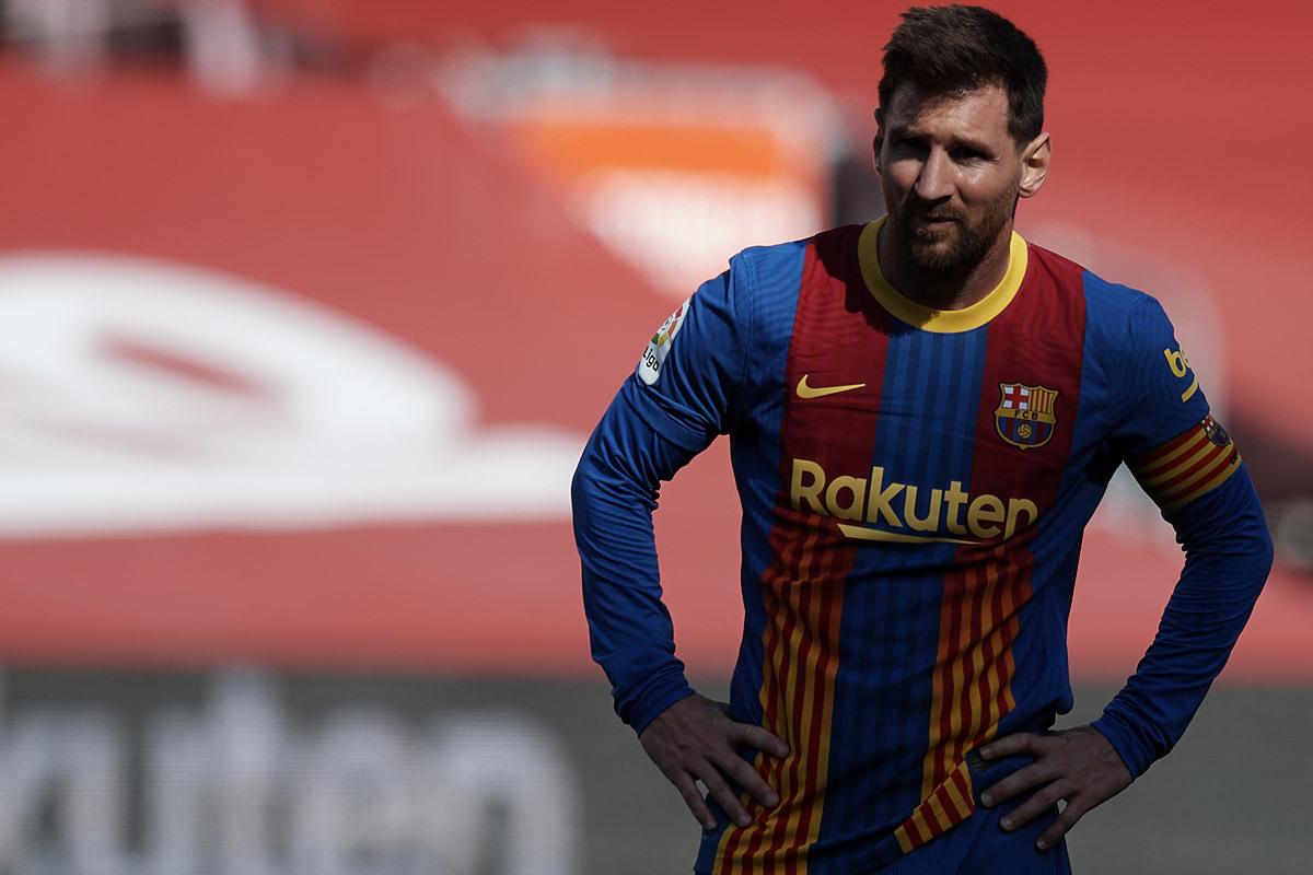 Man City ký Messi, Barca mua Haaland