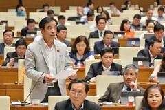 Nghị quyết rút tên ông Nguyễn Quang Tuấn khỏi danh sách ứng cử ĐBQH