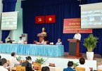 State President meets with Ho Chi Minh City's voters