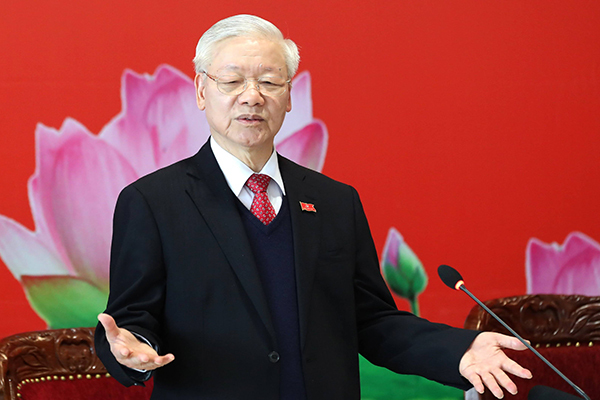 Bài viết của Tổng Bí thư về con đường đi lên chủ nghĩa xã hội ở Việt Nam