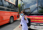 Hải Dương chi viện 267 cán bộ, sinh viên y chống dịch cùng Bắc Giang, Bắc Ninh