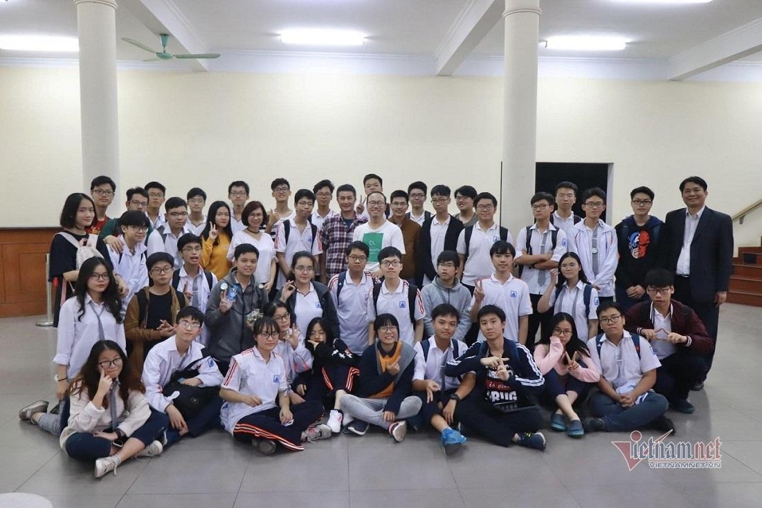 Học sinh Hà Nội đạt giải cuộc thi Robotics khu vực châu Á - Thái Bình Dương
