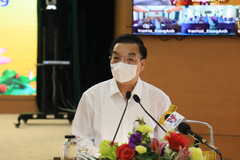 Hà Nội trao bằng khen của Thủ tướng cho huyện Đông Anh vì thành tích chống dịch