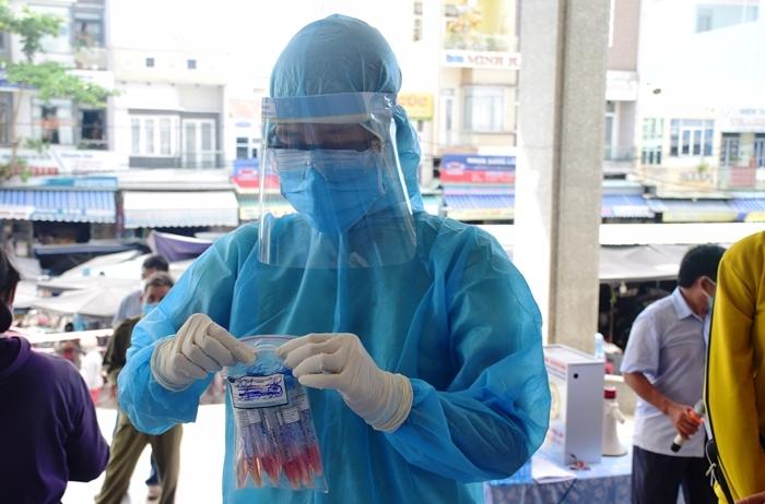 Một chiến sĩ ở Quảng Nam dương tính với SARS-CoV-2