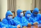 Đội đặc nhiệm chống dịch hàng đầu Hà Nội lên chi viện Bắc Giang