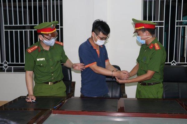 Bắt 3 nghi phạm phát tán clip 'nóng' vụ quán bar Sunny ở Vĩnh Phúc