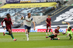 """Harry Kane """"nổ súng"""", Tottenham hạ Wolves leo lên thứ 6"""