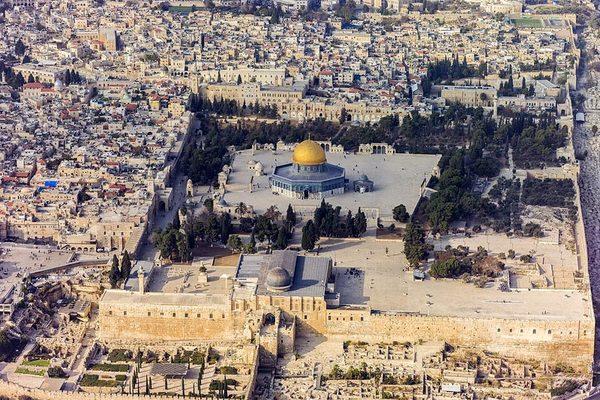 Jerusalem -Thánh địa thành chiến địa