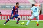 Vòng 37 La Liga: Atletico quá đen, Barca bị gỡ hòa