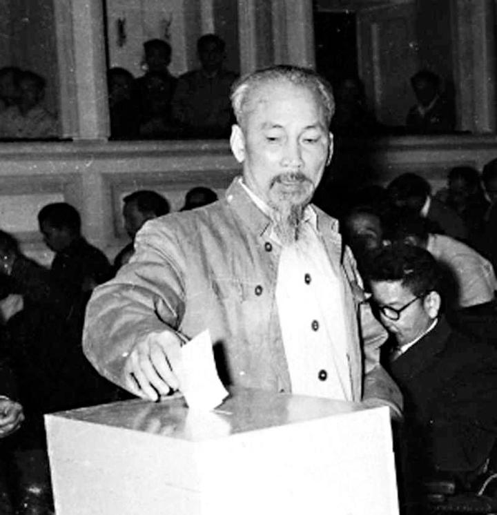 Điều đặc biệt trong vận động bầu cử thời Chủ tịch Hồ Chí Minh