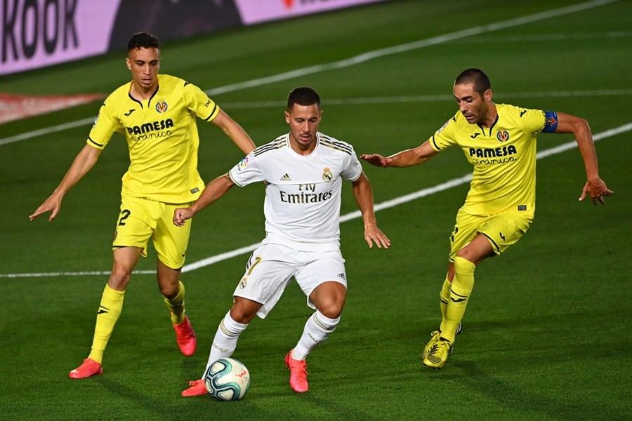 Lịch thi đấu bóng đá La Liga vòng 38
