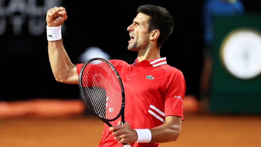 Hạ Djokovic, Nadal lần thứ 10 đăng quang Rome Masters