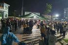 Bắc Giang: Một thôn trắng đêm xét nghiệm Covid-19 cho 9.000 người