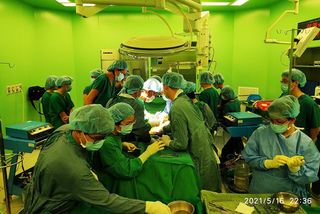 Vung Tau family donates son's organs to save four people