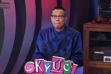MC Lại Văn Sâm xúc động không nói nên lời khi dẫn 'Ký ức vui vẻ'