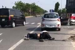 Tài xế bị tên cướp đâm trên đường Cienco 5 đã tỉnh táo sau khi phẫu thuật
