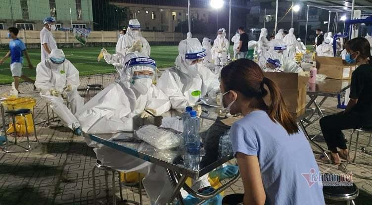 Chủ tịch Bắc Giang lý giải 375 ca dương tính SARS-CoV- 2 trong ngày 25/5