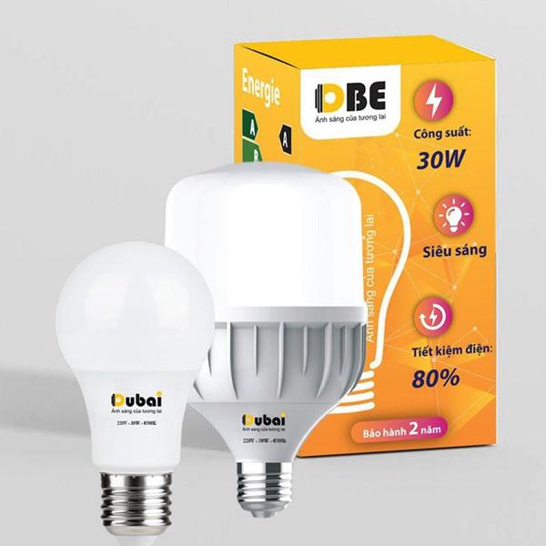 Dubai Electric kỳ vọng nâng tầm chất lượng ánh sáng
