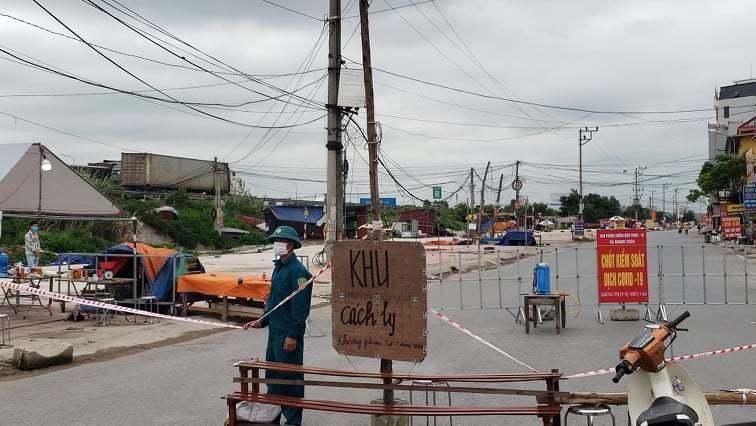 91 công nhân diện F1 trốn cách ly về Lào Cai là không chính xác