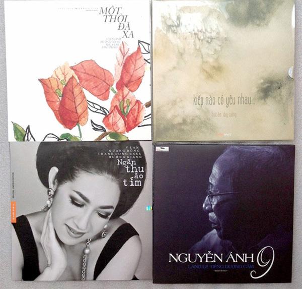Vinyl records make a comebackin Vietnam