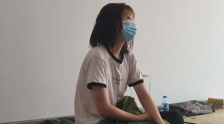 Nữ công nhân Bắc Giang bày tỏ biết ơn khi được ở khu cách ly '5 sao'