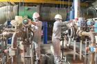 Covid-19: 600 nhân viên EVNGENCO 3 cắm trại tập trung trong nhà máy