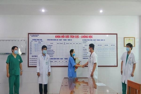 Nữ điều dưỡng bị sốc phản vệ sau tiêm vắc xin Covid-19 đã xuất viện