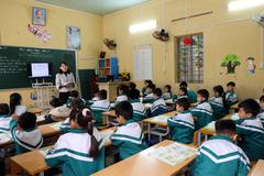 Sinh hoạt chuyên môn 'nâng chất' giáo viên tiểu học đáp ứng Giáo dục phổ thông mới