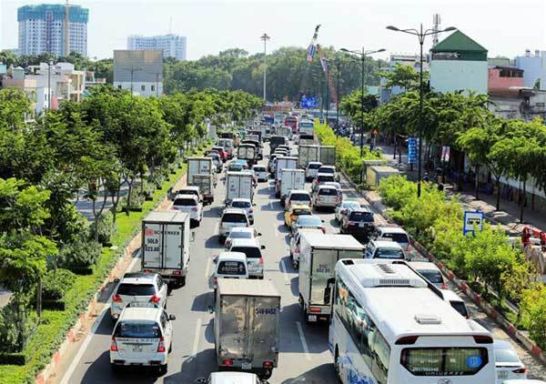 HCM City to make access to ports easier