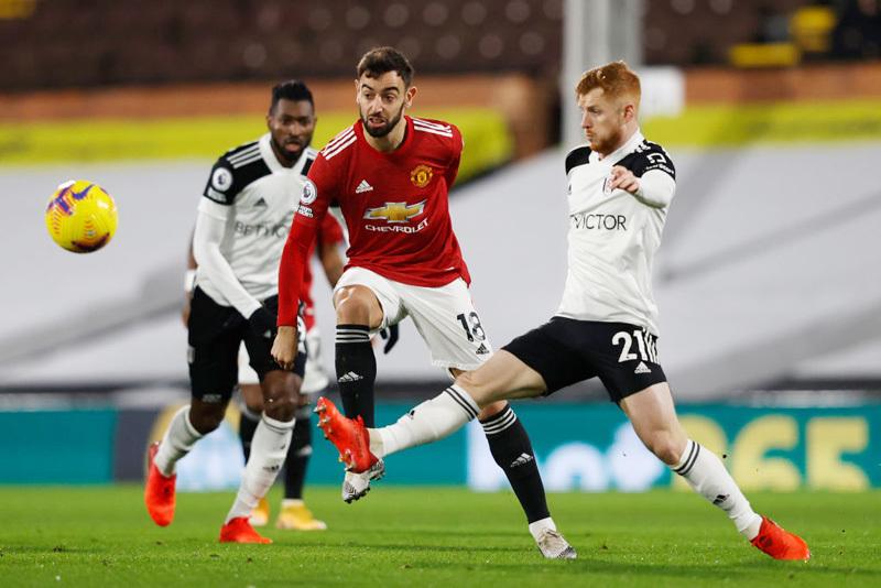Trực tiếp MU vs Fulham: De Gea bắt chính, Rashford dự bị